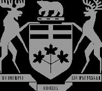 Blason de l'Ontario